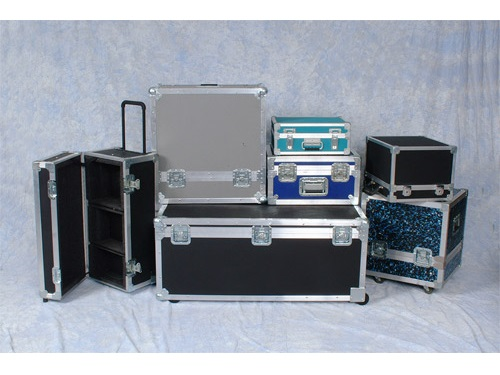 Custom Manufactured Hard Cases