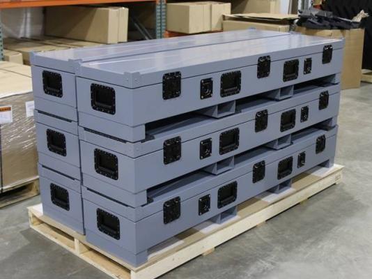 Aluminum Shipping Cases