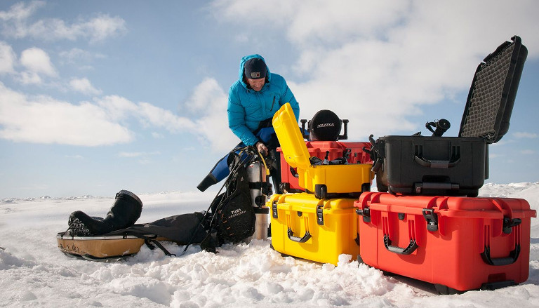 Extreme-Duty Nanuk Cases