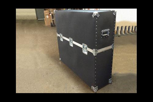 Large Custom Exhibit Case