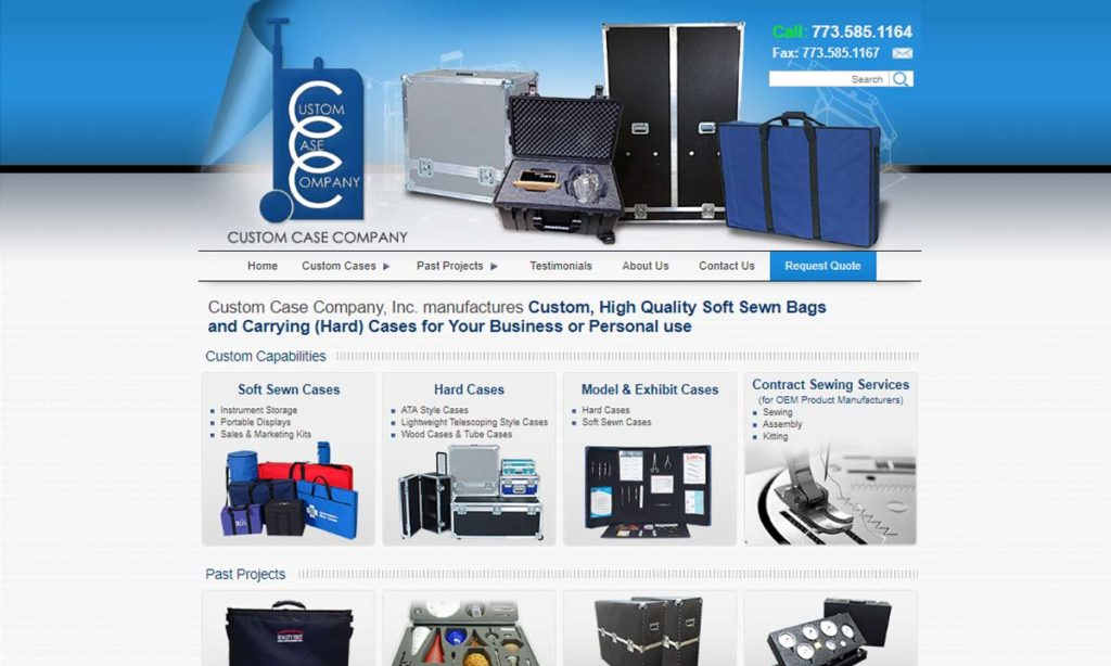 More Custom Carrying Case Manufacturer Listings
