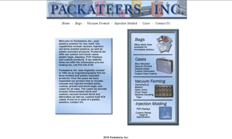 Packateers, Inc.