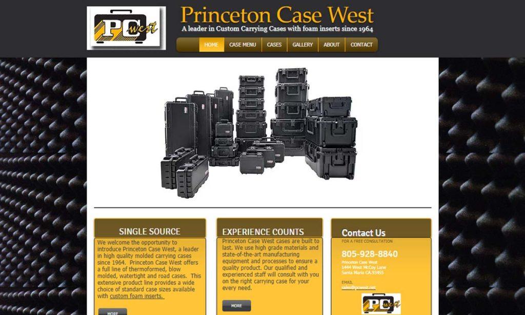 Princeton Case West