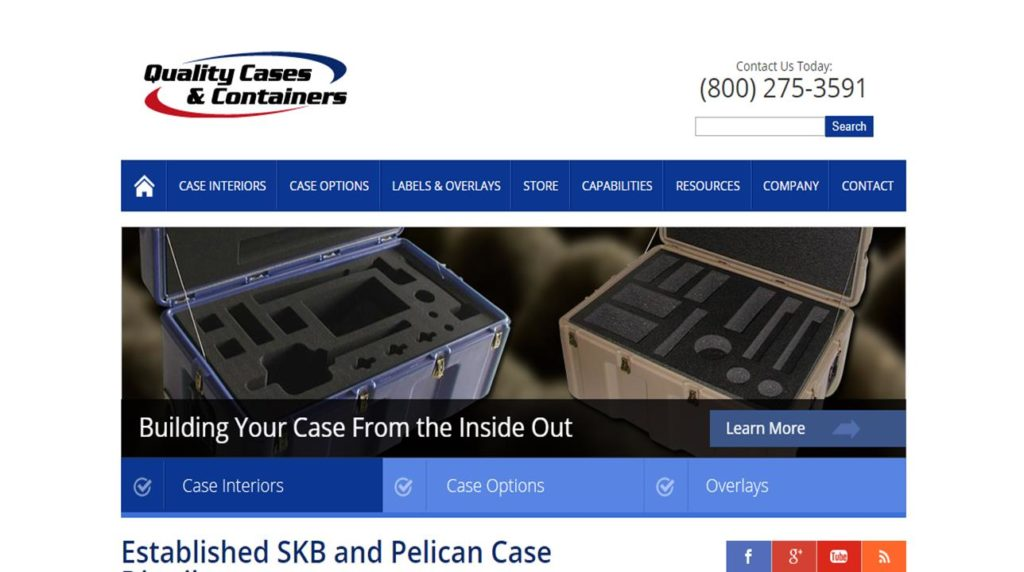 Quality Cases & Containers, LLC